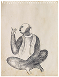 Untitled - Manjit  Bawa - Winter Online Auction
