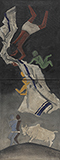 Untitled (Mother Teresa Series) - M F Husain - Winter Online Auction