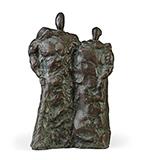 Untitled (Aristocrats) - Prodosh Das Gupta - Winter Online Auction