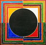 Bindu - S H Raza - Winter Online Auction