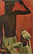 Amrita  Sher-Gil - Spring LIVE Auction | Mumbai, Live