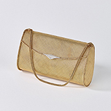 GOLD AND DIAMOND EVENING BAG BY VAN CLEEF & ARPELS -    - Spring LIVE Auction | Mumbai, Live