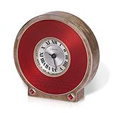 CARTIER: TRAVEL CLOCK -    - Spring Online Auction