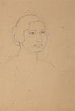 Untitled - Gaganendranath  Tagore - WORKS ON PAPER