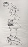 Untitled - Manjit  Bawa - WORKS ON PAPER