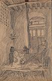 Untitled - Sudhir  Patwardhan - WORKS ON PAPER