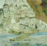 Ram  Kumar-Varanasi