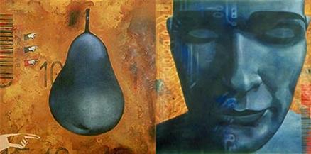 a. Still Life (Object of Desire)<br>b. Proxy Self (Object of Desire)