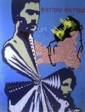 Jitish  Kallat-Untitled - (Father Father) - 1