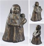 S  Dhanapal-Mother and child