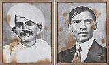 Riyas  Komu-Two Fathers from Gujrat