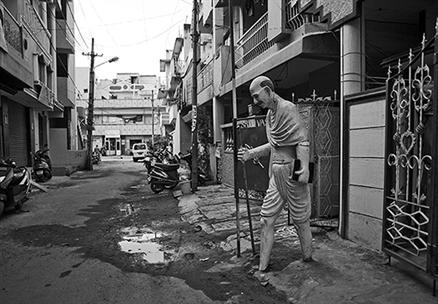 Gandhi Street