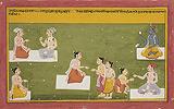 -Bhakti Ratnavali Folio