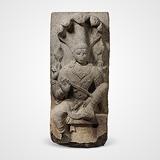 -Vishnu with Anantha