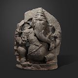 -Seated Ganesha