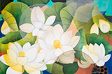 Senaka  Senanayake-White Lotus