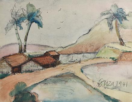 Untitled (Landscape, Goa)