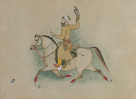 An Equestrian
