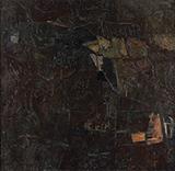Ram  Kumar-Untitled