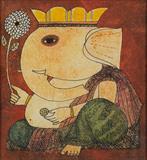 Untitled - Badri  Narayan - Summer Online Auction