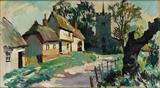 Untitled - Walter  Langhammer - Summer Online Auction