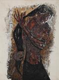 Untitled - Krishen  Khanna - Modern Indian Art