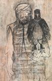 Untitled - Krishen  Khanna - Modern and Contemporary South Asian Art and Collectibles