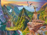 Cordillera Harmony - Ranbir  Kaleka - Modern and Contemporary South Asian Art and Collectibles