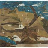 Untitled - Ram  Kumar - Winter Live Auction: Modern Indian Art