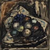 Untitled (Still-Life) - K H Ara - Winter Online Auction: Modern and Contemporary South Asian Art and Collectibles