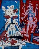 U14 - K G Subramanyan - Creative Circuit: The Art of K G Subramanyan