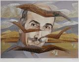Mirror - Image - Jehangir  Sabavala - Art Rises for India: A Covid-19 Relief Fundraiser Auction by the Indian Art Community