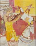 Circus - Sakti  Burman - Summer Online Auction
