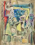 Untitled - Jyoti  Bhatt - Summer Online Auction