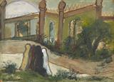 On the Way to Nizamuddin - Sailoz  Mookherjea - Summer Online Auction