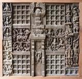 WOODEN PANEL -    - The Collector`s Eye