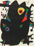 Montroig 2 - Joan  Miró - The Collector`s Eye