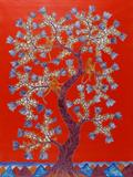 Untitled (Gond Art) - Venkat Raman Singh Shyam - REDiscovery: Auction of Art and Collectibles