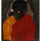 Untitled - Thota  Vaikuntam - REDiscovery: Auction of Art and Collectibles
