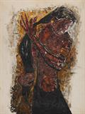 Untitled - Krishen  Khanna - ALive: Evening Sale of Modern and Contemporary Art