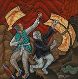 Untitled - Satish  Gujral - Winter Online Auction: Modern and Contemporary South Asian Art and Collectibles