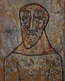Homer - F N Souza - ALive: Evening Sale of Modern and Contemporary Art