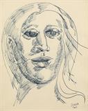 Untitled (Venus) - F N Souza - Spring Online Auction
