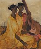 Untitled - B  Prabha - Spring Online Auction