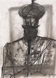 Untitled - K M Adimoolam - Spring Online Auction