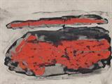 Untitled - M F Husain - Spring Online Auction