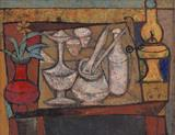Untitled - Jyoti  Bhatt - Spring Online Auction
