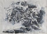 Untitled - Phaneendra Nath Chaturvedi - Art Rises for India: A Covid-19 Relief Fundraiser Auction by the Indian Art Community