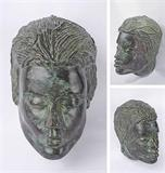 Head - 1 - Sachin  Karne - Art Rises for India: A Covid-19 Relief Fundraiser Auction by the Indian Art Community