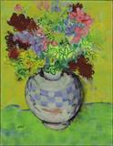 Maite  Delteil-The Persian Vase
